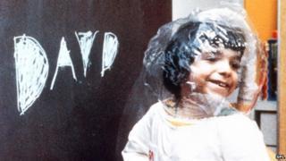 David Vetter, the bubble boy