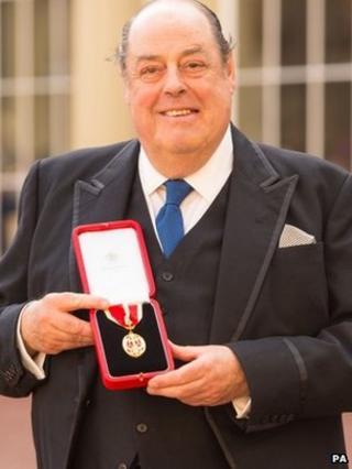 Sir Nicholas Soames