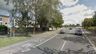 London Road in Headington, Oxford
