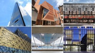 Stirling Prize shortlisted buildings