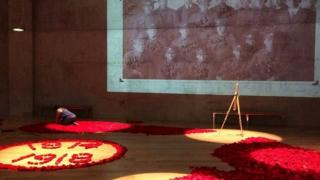 Poppy exhibition at Nottingham Contemporary