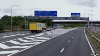 M3 in Surrey
