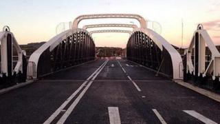 Sutton Weaver Swing Bridge