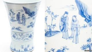 Rare Chinese vase bought for £18 from a car boot sale