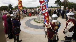 Battle of Bosworth ceremony
