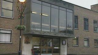 Bracknell Magistrates' Court