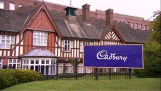 Cadbury building