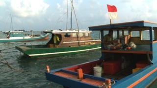 Picture of Natuna fishermen