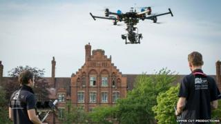 Professional drone operators
