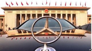 Chinese authorities are keen to clamp down on corruption