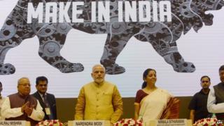 PM Narendra Modi wants to turn India into a global manufacturing hub