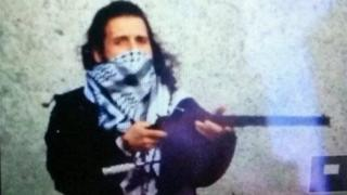 Images from social media alleged to be Michael Zehaf-Bibeau