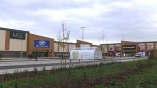 North Lincolnshire Shopping Park