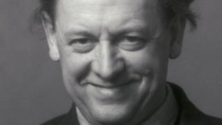 German-born artist Kurt Schwitters