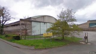 Maurice Chandler sports centre, Market Drayton
