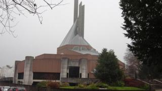 Clifton Cathedral in Bristol