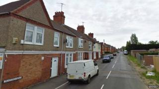 Trafford Road, Rushden