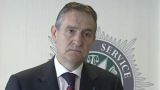 Police Federation for Northern Ireland (PFNI) chairman, Terry Spence