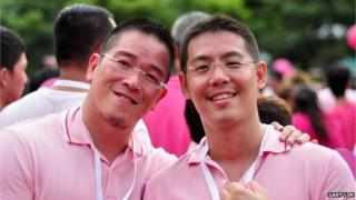 Picture of Gary Lim and Kenneth Chee