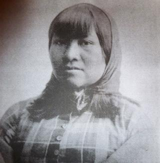 Mary Yatkin - John Davies's wife