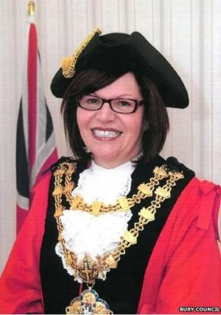 Mayor of Bury