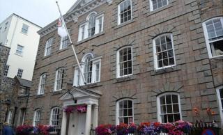 St Peter Port Parish constables office