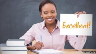 Teacher praise