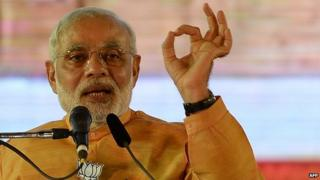 Mr Modi on Sunday assured the public about his promise of bring 'black money' back to India