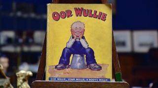 Wullie annual