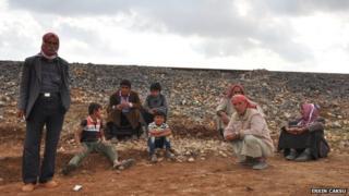 Kurds in Kobane (October 2014)