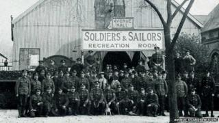 Soldiers and Sailors Hall