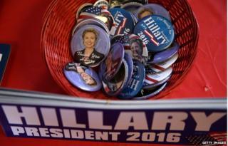 Hillary for 2016 merchandise