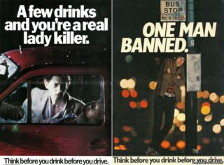 Ads from the early 1980s