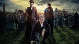 Doctor Who finale image