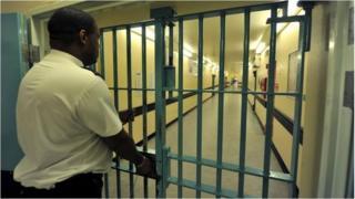 Prison officer