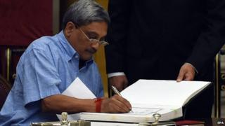 """Defence minister Manohar Parrikar has promised to take """"speedy decisions"""""""