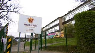 Weald of Kent Grammar School