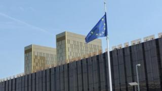European Court of Justice in Strasbourg