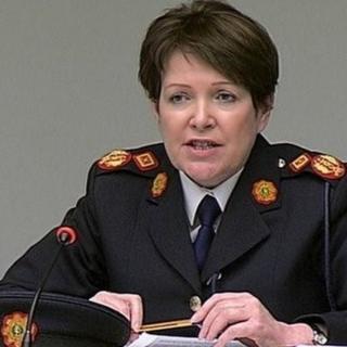 Interim Commissioner Noirín O'Sullivan