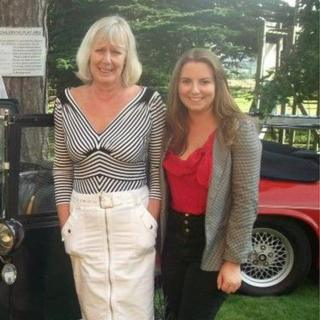 Sharon and Amy Duffield