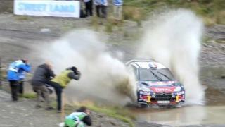 Wales GB rally