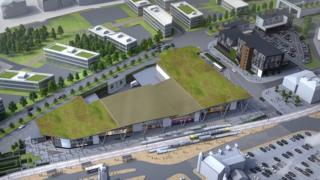 Prince's Gate development