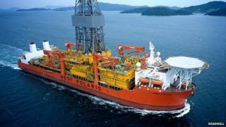 seadrill ship