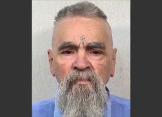 Recent picture of Manson