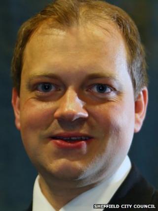 Councillor Jack Scott