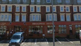 Broadway Hotel, Blackpool