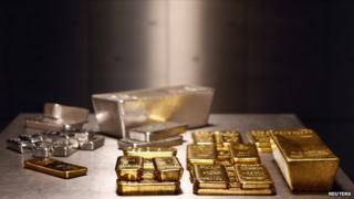 Gold bullion (November 2014)