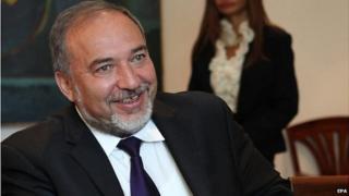 Avigdor Lieberman (05/11/14)