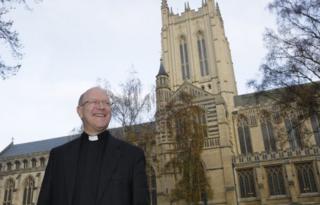 Reverend Canon Martin Seeley