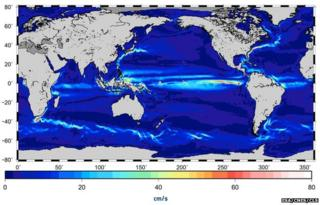 Ocean circulation derived from Goce